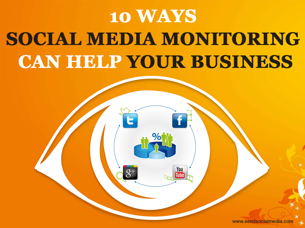 10 Ways Social Media Monitoring Can Help Your Business