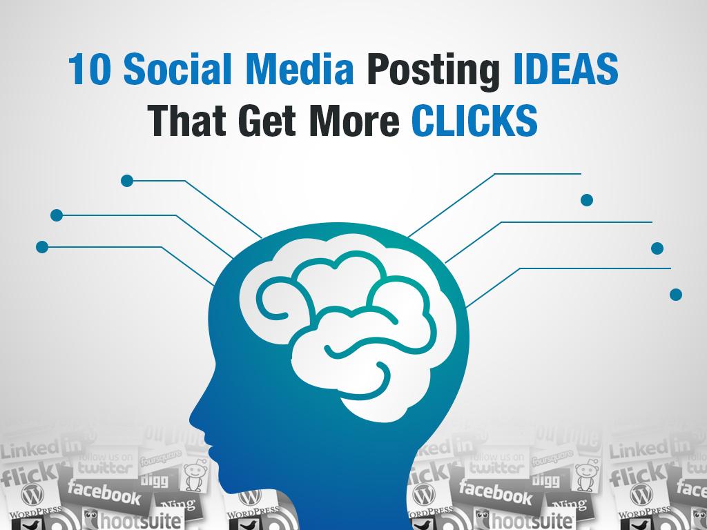 Social Media Posting Ideas