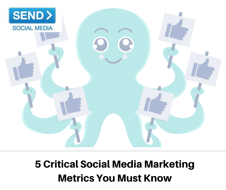 5 Critical Social Media Marketing Metrics You Must Know