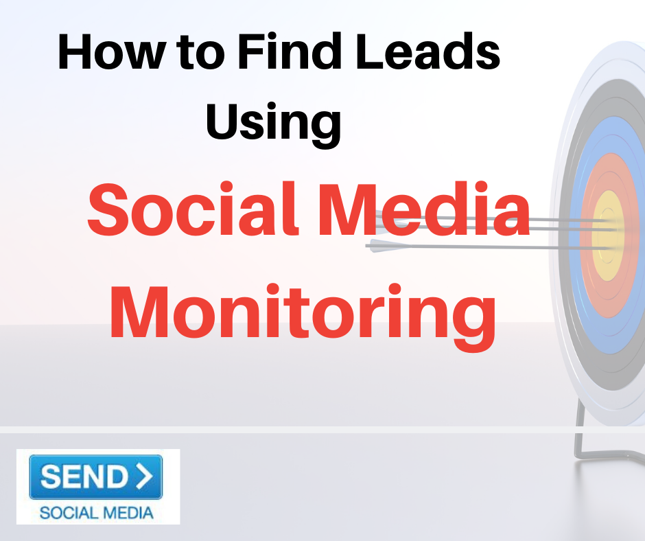 How to Find Leads Using Social Media Monitoring